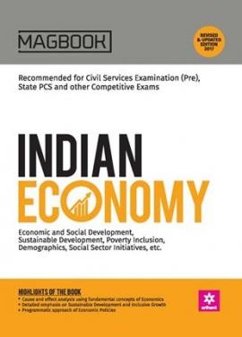 Arihant Magbook Indian Economy