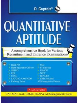 R Gupta Quantitative Aptitude