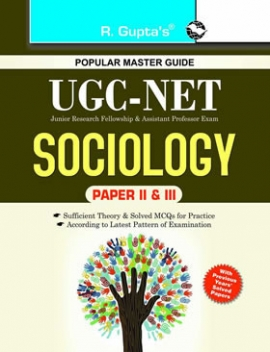 R Gupta  UGC-NET/SET: Sociology (Paper II & III) Guide