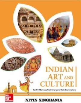 McGraw Hill Indian Art And Culture For Civil Services Preliminary & Main Examination