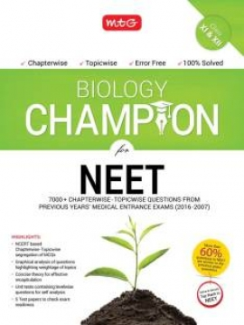 Mtg Biology Champion For NEET