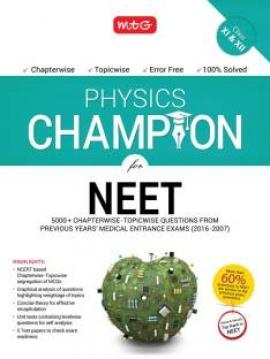 Mtg Physics Champion For NEET