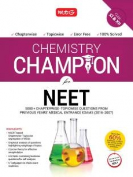 Chemistry Champion For NEET