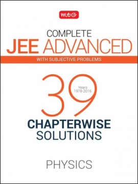 39 Years Complete JEE Advance Chapterwise Solutions - Physics