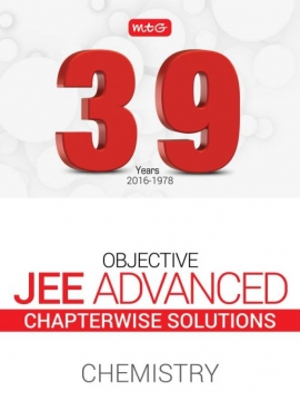 39 Years Chapterwise Solutions (JEE Advanced+IIT+JEE) Chemistry for JEE Advanced 2017