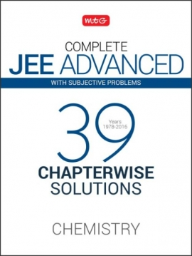 39 Years Complete JEE Advance Chapterwise Solutions - Chemistry