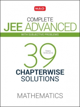 39 Years Complete JEE Advance Chapterwise Solutions - Mathematics