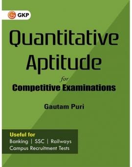 G K Quantitative Aptitude