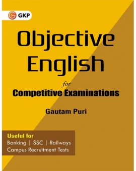 G K Objective English