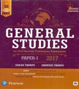 General Studies Paper I for Civil Services Preliminary Examination 2017