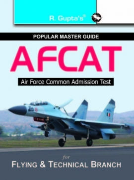 R Gupta AFCAT ( Air Force Common Admission Test ) Guide