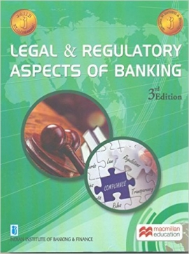 Legal And Regulatory Aspects Of Banking - (JAIIB)