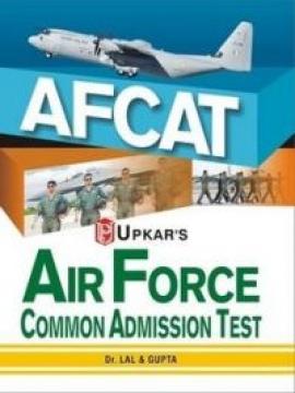 Upkar AFCAT Exam Guide