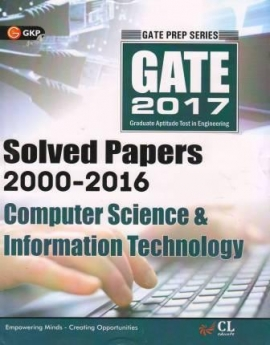 Gate Solved Papers 2000-2016 Computer Science & Information Technology