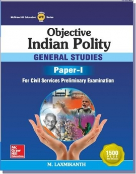 Objective Indian Polity GS Paper - I Civil Services Pre.Exam