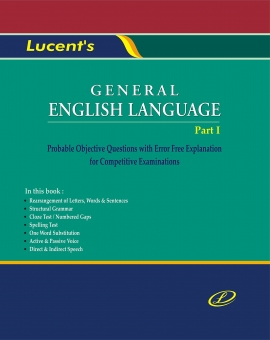General English Language - Part - I