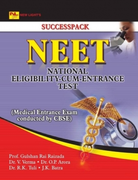 NEET National Eligibility-Cum-Entrance Test Successpack
