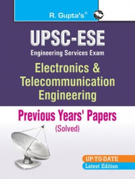 UPSC Electronic & Telecommunication Engineering (Solved) Papers