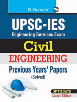 UPSC Civil Engineering (Solved) Papers
