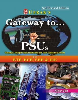 Upkar Gateway to…………PSUs