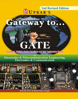 Upkar Gateway to ……GATE (Electronics and Telecommunication Engg.)