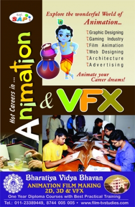 SAP Hot Careers in Animation & VFX