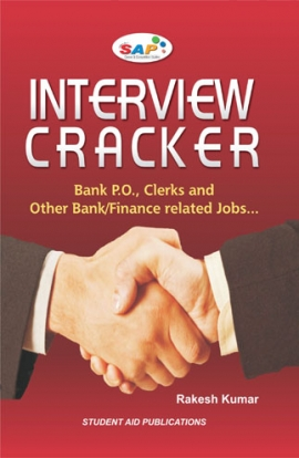 SAP Interview Cracker for Bank P.O.,Clerks ,& Other Finance Related Jobs