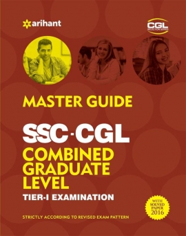 Arihant Master Guide SSC Combined Graduate Level Tier-I Examination 2017