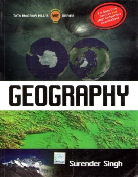 McGraw Hill Geography For State Civil Services And Other Competitive Examinations