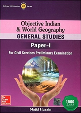 TMH Objective Indian and World Geography