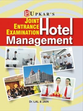 Upkar J.E.E. Hotel Management Exam.