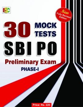 BSC 30 Mock Test SBI PO Preliminary Examination Phase- I