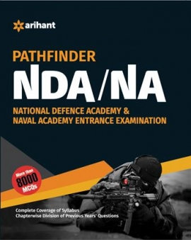 Arihant Pathfinder for NDA & NA Entrance Examination Conducted by UPSC