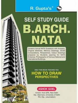 B. Arch. NATA : Self Study Guide