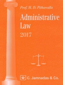 Administrative Law 2017 ( Ref. Book For C.T.O Mains Exam )