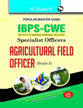 IBPS: Bank Agricultural Field Officer Common Written Exam (CWE) Guide