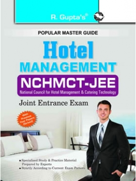 Hotel Management, B.Sc. Hospitality and Hotel Administration Entrance Examination Guide