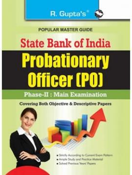 SBI PO Phase-II : Main Examination Guide