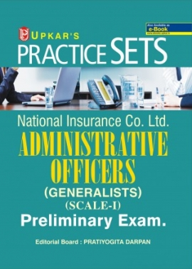 Practice Set National Insurance Co. Ltd Administrative Officers (Generalists) (Scale-1) Preliminary Exam.