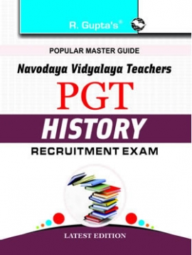Navodaya Vidyalaya: PGT (History) Recruitment Exam Guide