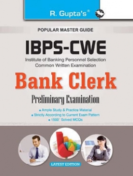 IBPS-CWE Bank Clerk Preliminary Examination Guide