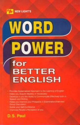 Word Power For Better English