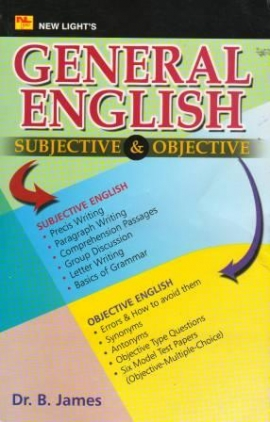 General English Subjective & Objective