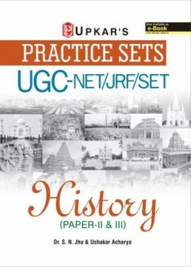 Paractice Sets UGC-NET/JRF/SET History (Paper-II&III)