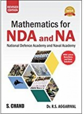Mathematics for NDA and NA By R.S.Aggarwal