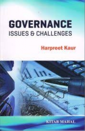 Governance Issues & Challenges By Harpreet Kaur