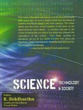 Science Technology & Society By K.Siddhartha