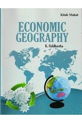 Economic Geography By Siddhartha