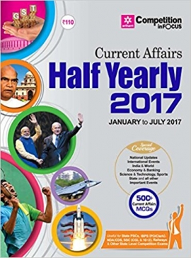 Current Affairs (Half Yearly) 2017