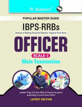 IBPS-RRBs : Officer (Scale-I) Main Exam Guide